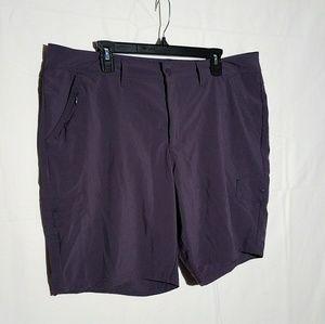 Lee Active Performance Cargo Bermuda Shorts